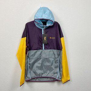 Cotopaxi Teca Half-Zip Hooded Windbreaker Pullover Jacket Womens XXL Mens XL NEW